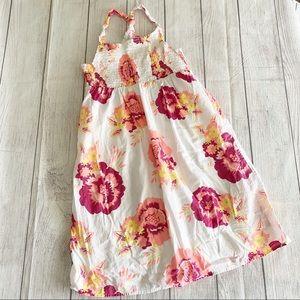 Old navy floral sun dress